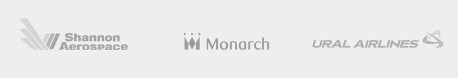 shannon aerospace, monarch, ural airlines