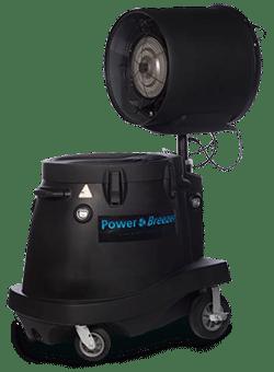 power breezer cooler