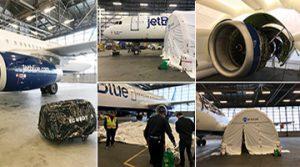 A320-jetblue-engine-change-shelter-training