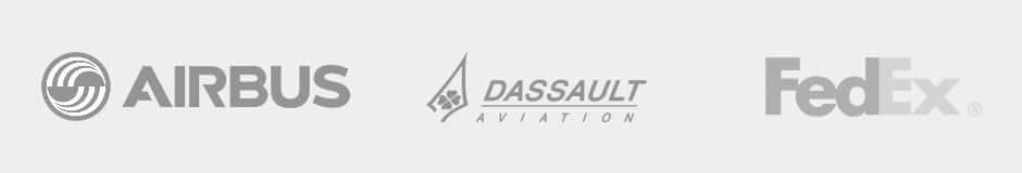 airbus, dassault aviation, fedex